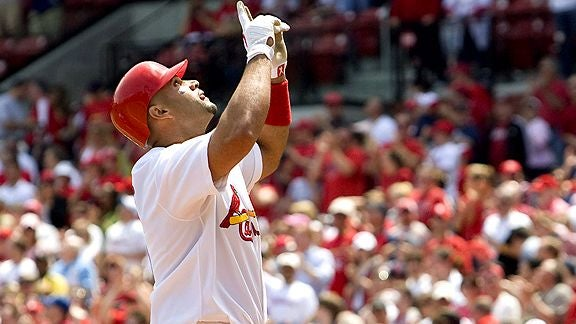How The Cardinals Could Lose Albert Pujols