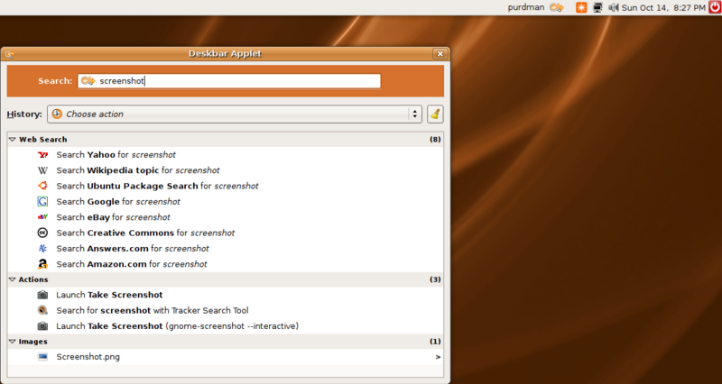 "A Look at Ubuntu 7.10 ""Gutsy Gibbon"" RC1"
