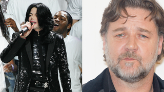 Did Michael Jackson Prank Call Russell Crowe With Great Jokes for <i>Years</i>?