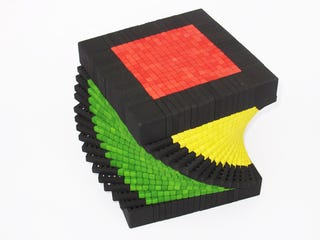 Try and Solve This 17x17x17 Rubiks Cube if You Dare