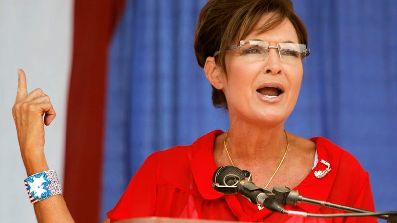 Sarah Palin Still Hasn't Been Invited to the Republican National Convention
