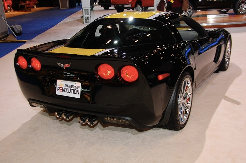 2009 Corvette GT1 Championship Edition: It Looks Fast