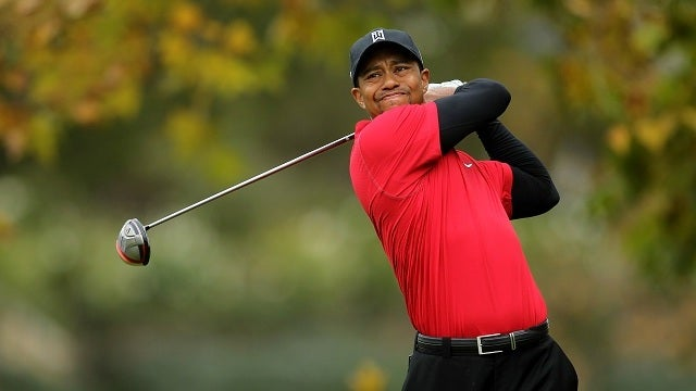 Tiger Woods Is Still A Head Case