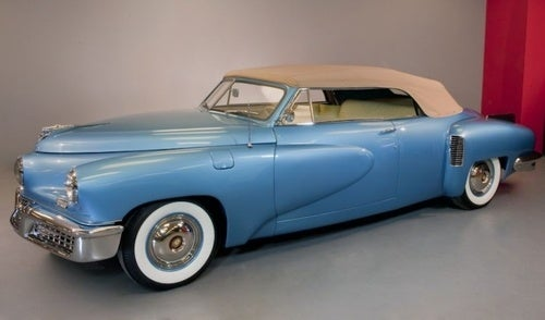 One-Of-A-Kind Tucker Convertible For Sale On eBay, Bidding At $795K