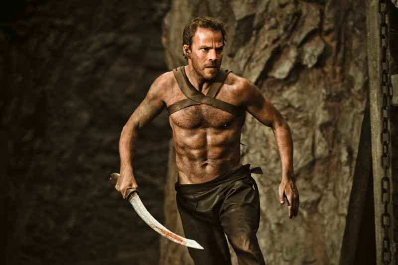 Stephen Dorff explains why he's the Han Solo of Immortals
