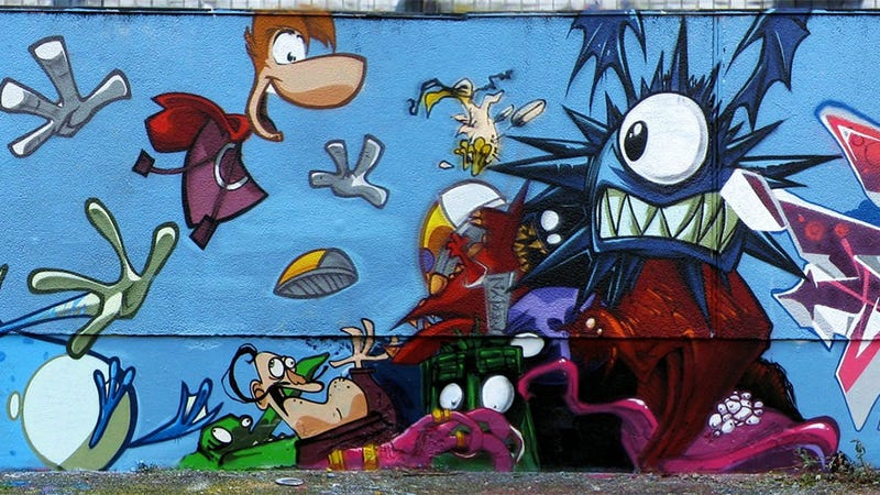 Nobody Loves Rayman Quite Like This Guy
