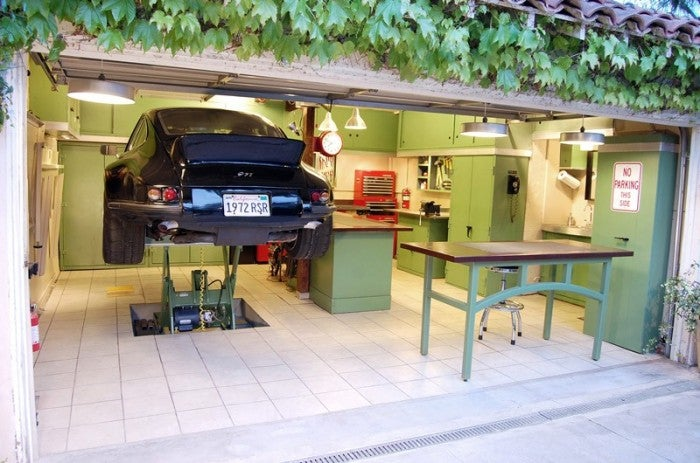 The amazing DIY Ikea dream garage