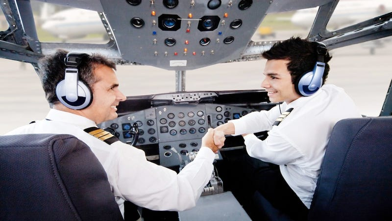 Are You Prepared for the Upcoming Worldwide Shortage of Airplane Pilots?