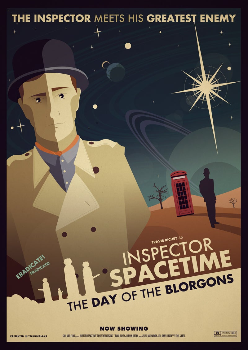Community Will Delve Into Inspector Spacetime Fandom Next Season