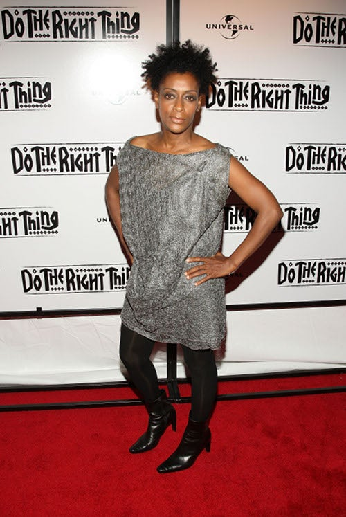 Celebs Fight The Power At Do the Right Thing Anniversary Party