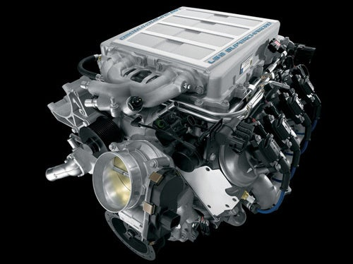 What's The Best Crate Engine?