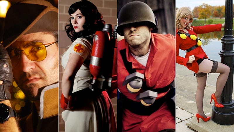 Team Fortress: Who Wore It Best?
