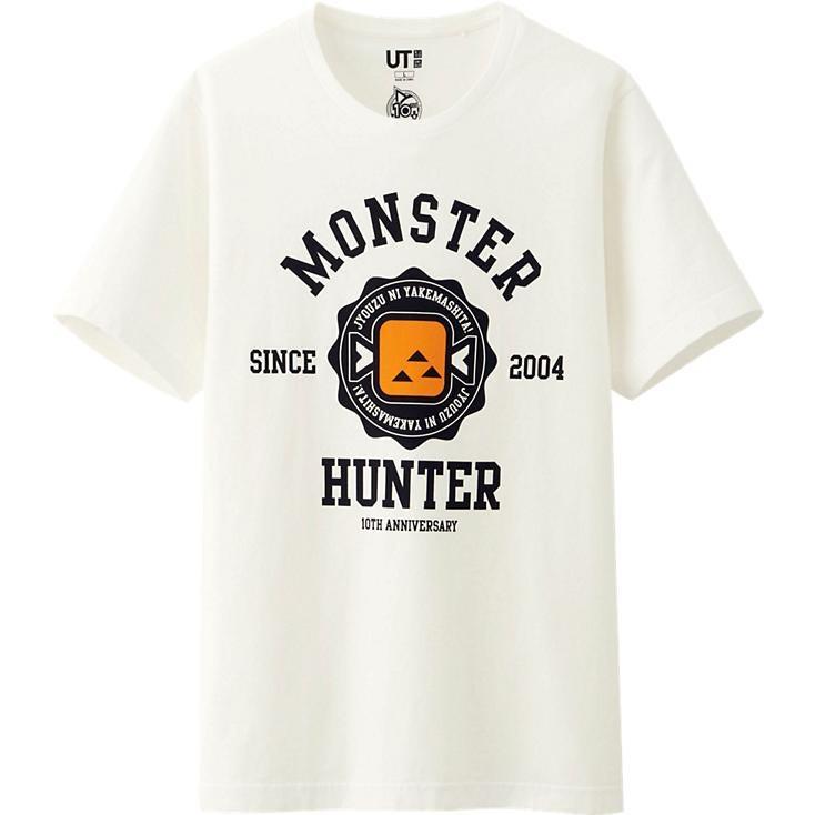 Uniqlo Celebrates 10 Years Of Monster Hunter