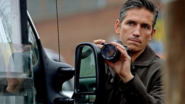 Promo photos from Person of Interest's Pilot episode