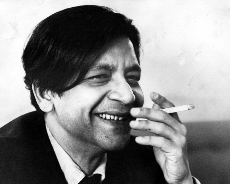 VS Naipaul: Women Writers Suck