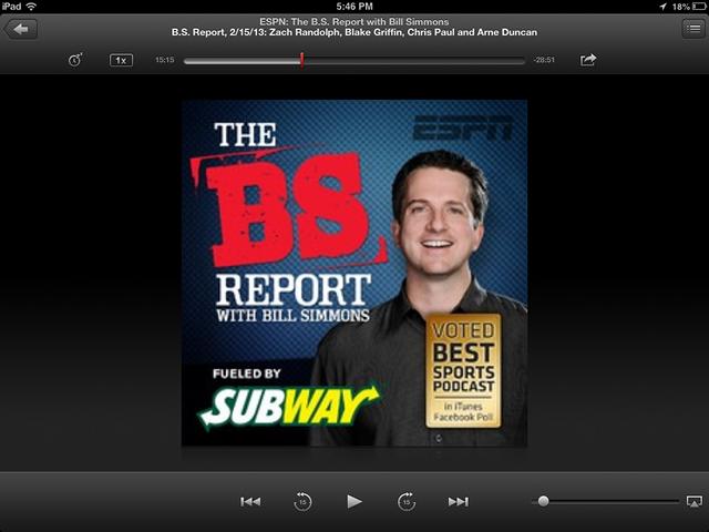 Apple's Podcasts App No Longer Has Horrible Reel-to-Reel Skeuomorphism