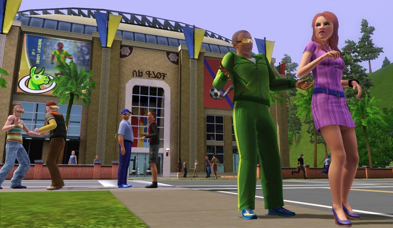 The Sims 3's Occult Connection, Plus New Screens