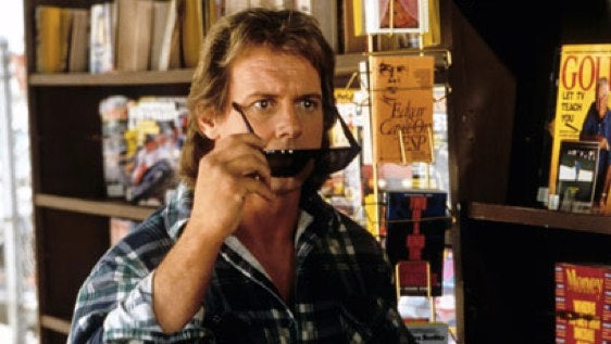 """""""They Live"""" remake might ditch the infamous alien sunglasses"""
