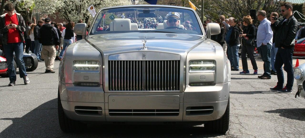 Should You Buy A House, A Yacht, Or A Rolls Royce Phantom Drophead?