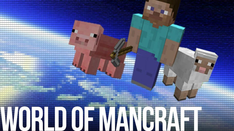 Notch Explains Why Minecraft Is a Man's World