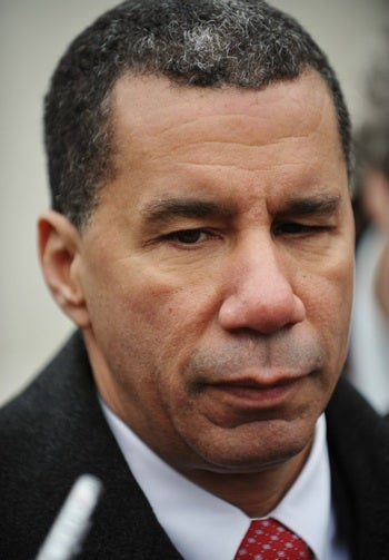 Is It Racist?: The Pressure on David Paterson