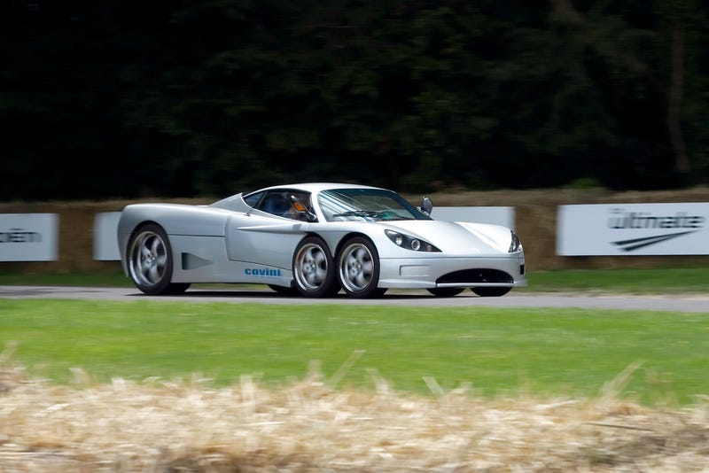 The Ten Least Super Supercars
