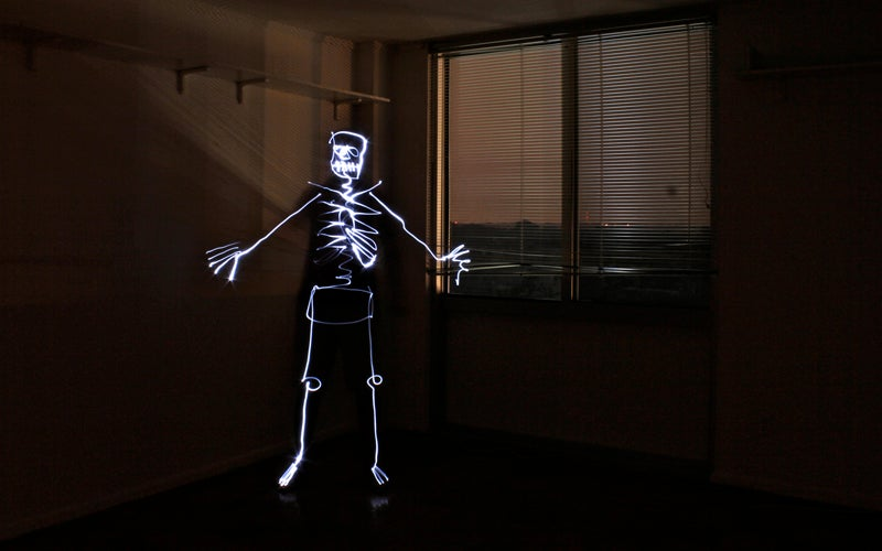 46 People Painted With Light