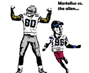 Martellus Bennett's Blog Is A Thing Of Beauty
