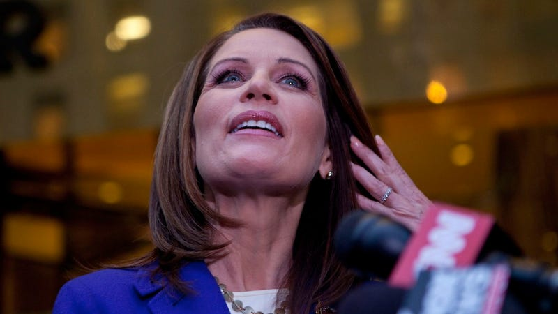 Michele Bachmann Told She Can No Longer Sit at Cool Republicans' Lunch Table