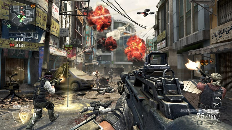 Activision Hires Big-Time Lobbying Firm as Violent Games Bill Looms