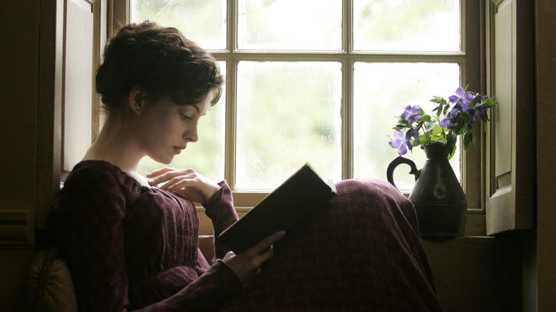 Jane Austen Novels to Get Erotic Makeover Because All Books Must Be Sexy Now