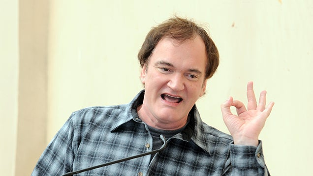 "Quentin Tarantino So ""Not Interested"" In Video Games"
