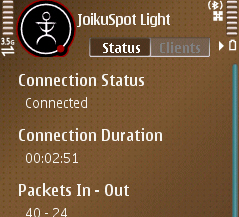 Turn Your Nokia Phone into a Wi-Fi Hotspot with JoikuSpot