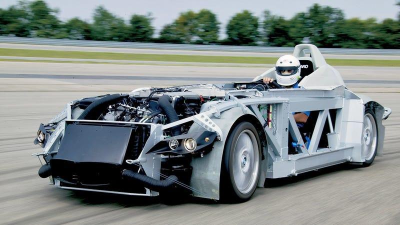 The Ten Weirdest Looking Race Cars