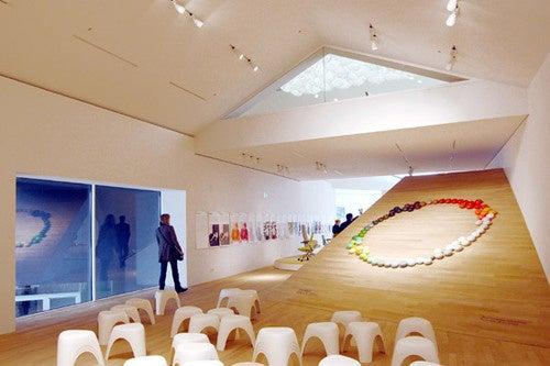 Vitrahaus Gallery Interior