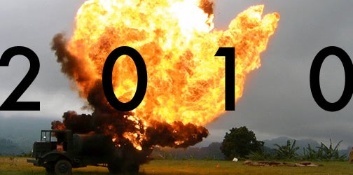 10 Things We're Worried About In 2010