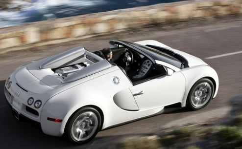 Bugatti Veyron 16.4 Grand Sport Number One Auctions For $2.9 Million