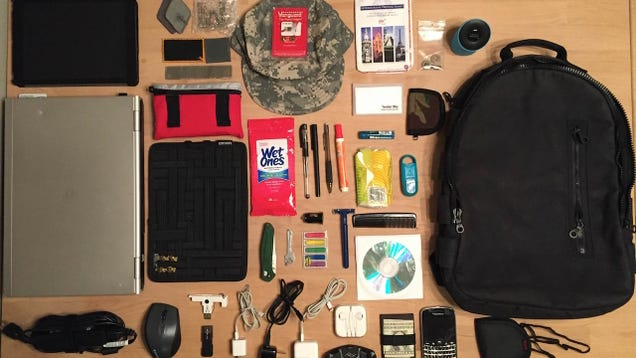 The US Army Officer's Bag