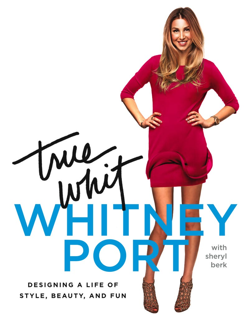 Why Is Whitney Port Asking For Money On The Internet?