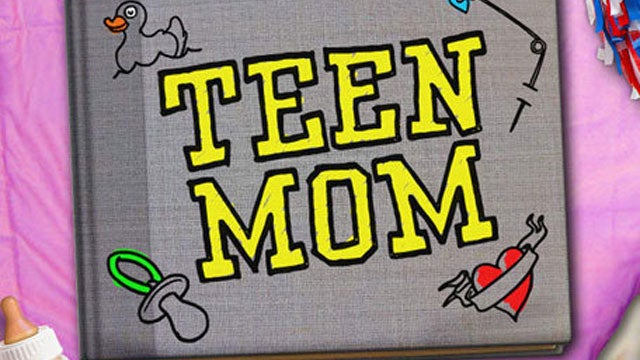 It's Official: MTV Will Air 'Teen Mom 3'