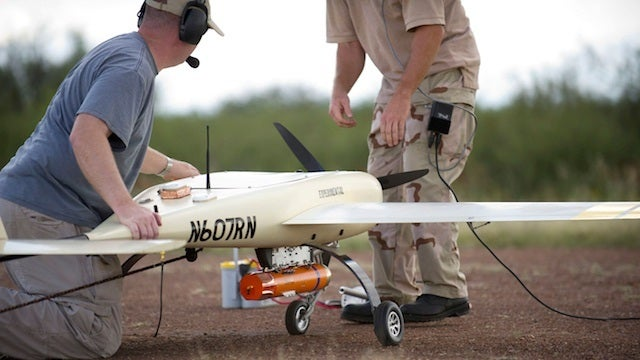 Now Every UAV in the US Arsenal Can Be a Hunter-Killer