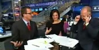 Why CNBC's Kneale Should Go To Jail