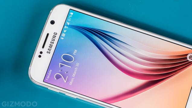 Samsung Galaxy S6 Review: Not The Next Big Thing, Just a Fantastic Phone
