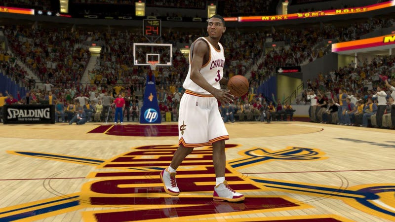 The Rookies Arrive This Weekend in NBA 2K12