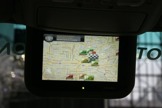 XM Infotainment Vehicle: Lots of Info, Little 'Tainment