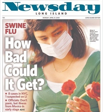 Swine Flu Panic: Bullshit