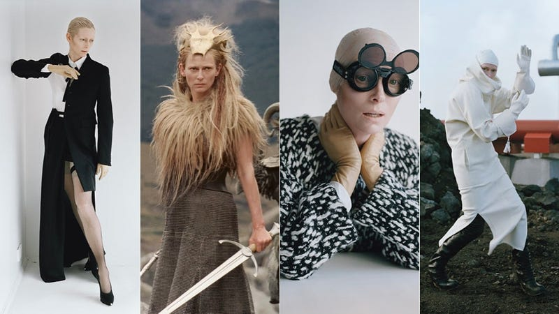 Who is Tilda Swinton? A Barry White Dancing, Museum Napping, Ice Queen