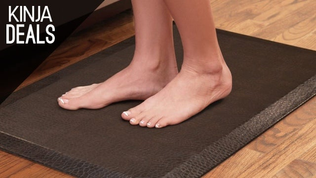 If You Have (or Want to Have) a Standing Desk, Buy this Mat Today
