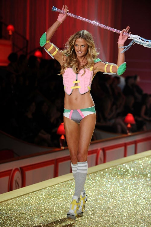Witness The Absurdity Of The Victoria's Secret Show