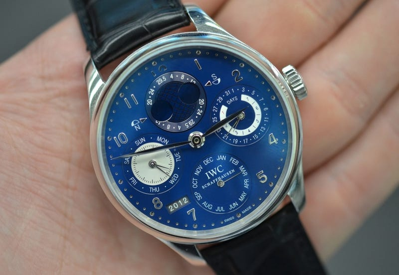 An Introduction To Complications: The Perpetual Calendar